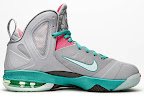nike lebron 9 ps elite grey candy pink 9 03 official LeBron 9 P.S. Elite Miami Vice Official Images & Release Date