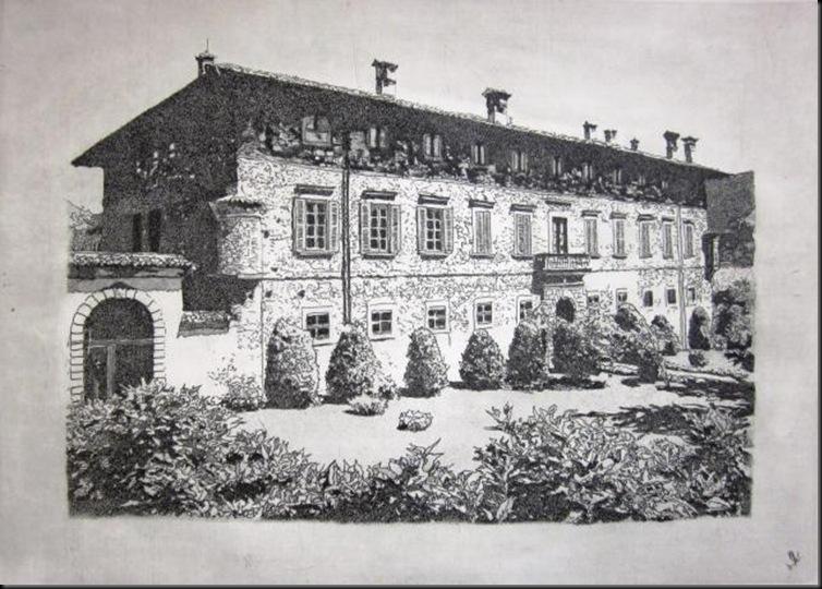 Palazzo Fogaccia 1693-1709 del Principe Alberto Giovanelli