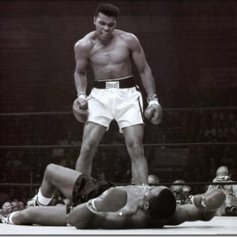 22 Frases antológicas de Muhammad Ali