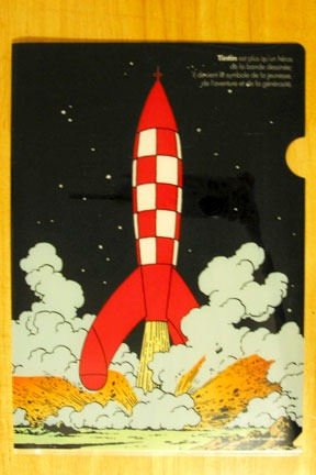 tintin-folder
