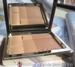 Clarins Bronzing Powder Duo Light 01