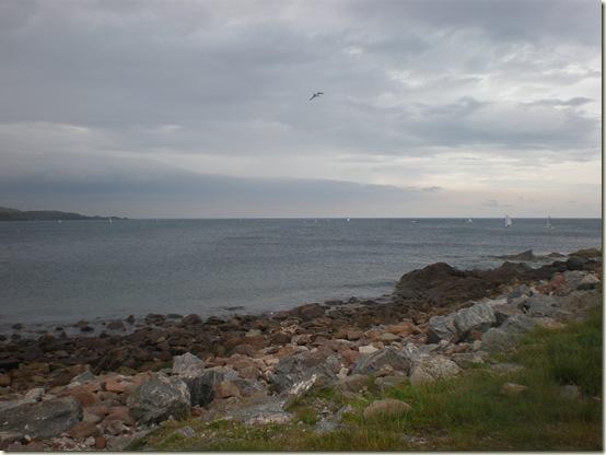 Stonehaven Sea