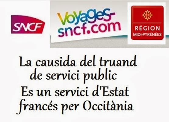SNCF Truand de servici d'Estat