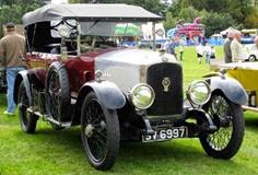 Vauxhall 1913 type D