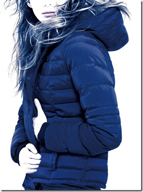 t-down by Theory down jacket
