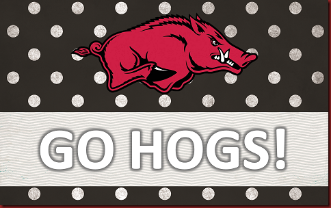 arkansas razorbacks go hogs 2 sm