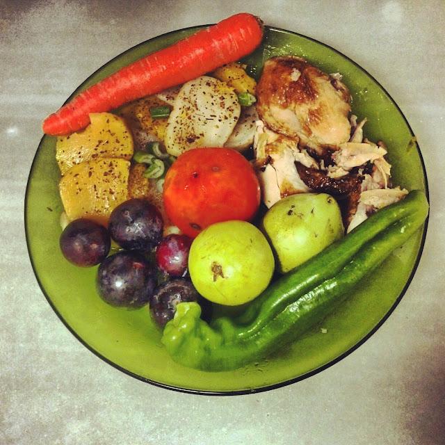 Comerlapaleodieta comida pollo zanahoria nabo for Envueltos de coliflor con zanahoria para enfermedades inflamatorias