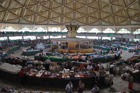 Obiective turistice Tashkent - Chorsu interior