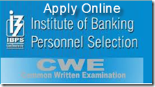 IBPS RRB apply online 2013