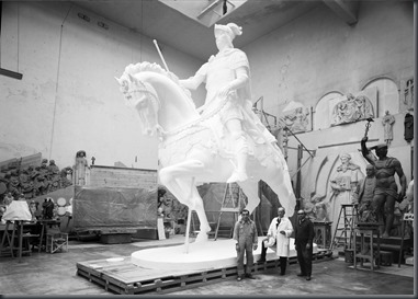 Atelier do Escultor Leopoldo de Almeida (Av. da Índia).1