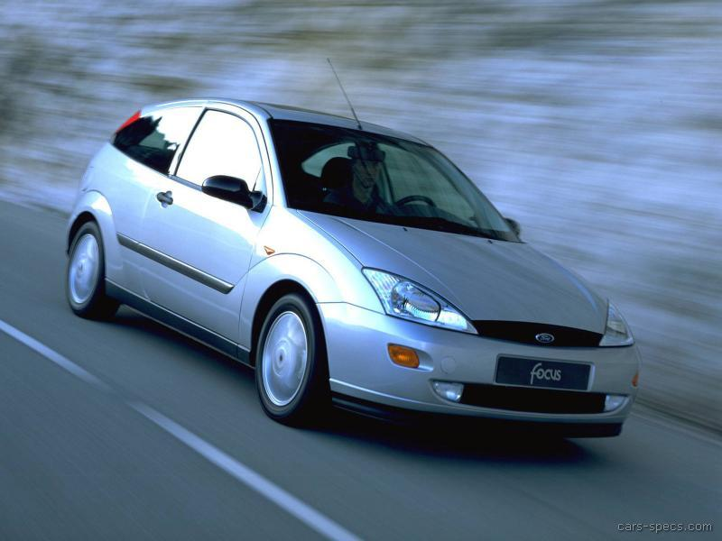 2001 ford focus hatchback specifications pictures prices. Black Bedroom Furniture Sets. Home Design Ideas