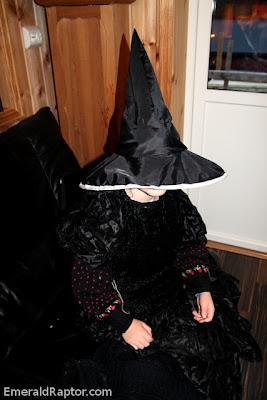 Søt, lita heks