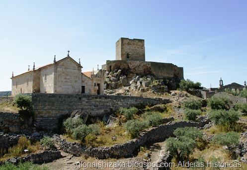 Marialva - Glória Ishizaka - igreja de santiago e castelo 1