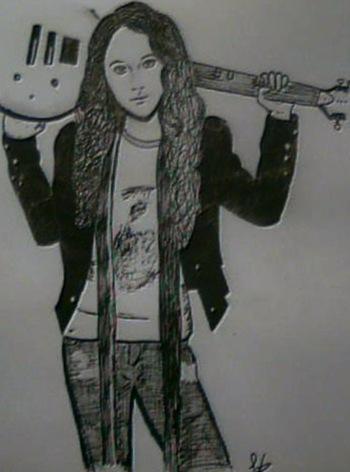 Hanna Montana, por Dolores Hernández