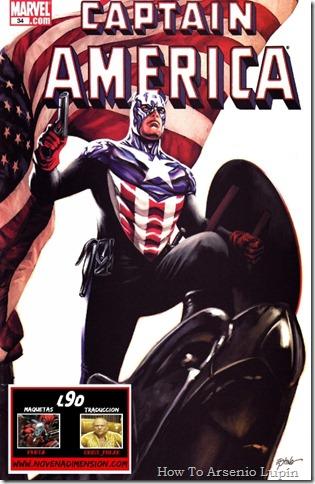 2012-01-23 - Nuevo Capitan América