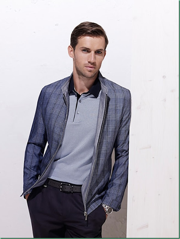 Andrew Cooper for Canudilo S/S 13