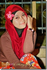 model hijab terbrau liana2