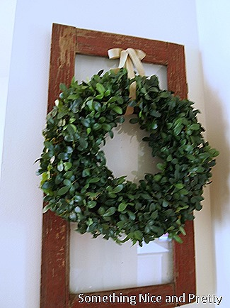 Boxwood wreath 001