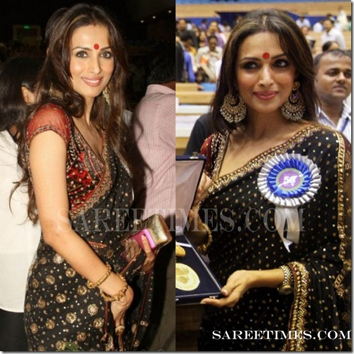 Malaika_Arora_Khan_Black_Saree