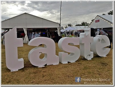 Taste of Melbourne 2014 @ Albert Park