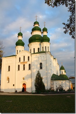 Єлецький монастир, Чернігів