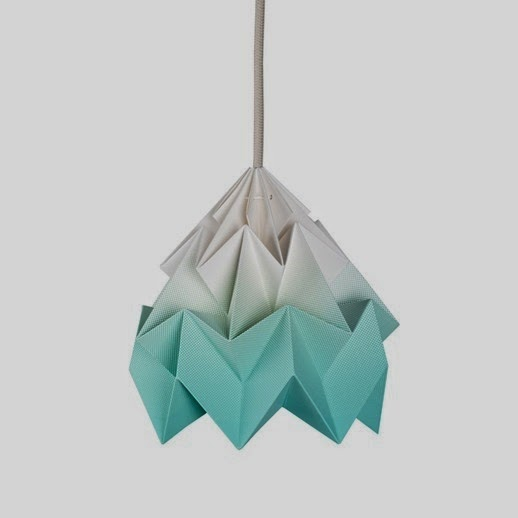 This Modern Life - Ceiling Light - Origami - Moth