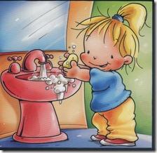 lavarse  las manos(13)