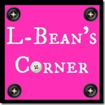L-beans Corner Button