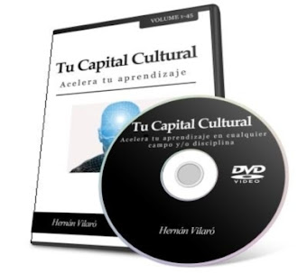TU CAPITAL CULTURAL, Hernn Vilar [ Curso ] &#8211; Sistema holstico de tcnicas y mtodos de estudio. Aprendizaje acelerado en cualquier campo o disciplina