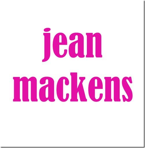Jean mackens