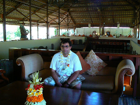 Hotel Hyatt Sanur: reception