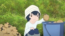 Ookami Kodomo no Ame to Yuki - Movie - Large 38