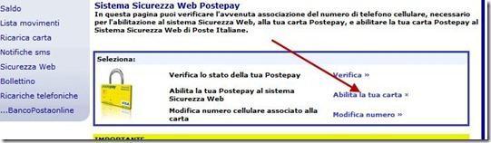 abilita-carta-postepay