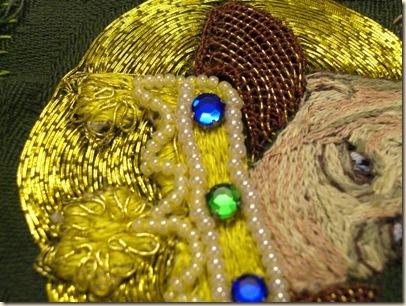 St Katherine's gold halp - 2