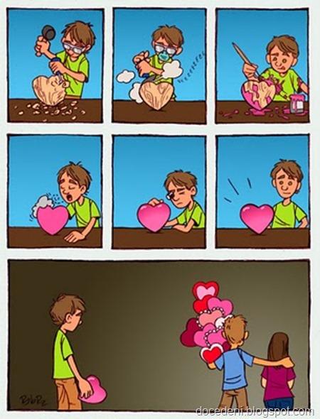 amor nao correspondido