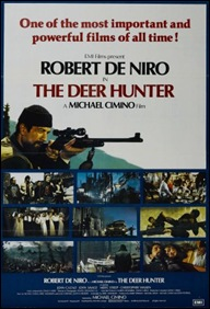 The Deer Hunter poster