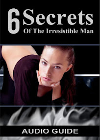 Cover of Adam Gilad's Book 6 Secrets Of The Irresistible Man