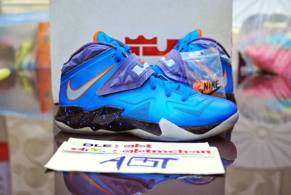 ... Where Are Galaxy Soldiers At Nike Soldier VII 8220Galaxy8221 is MIA ...