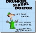 Jogos de médico ~ Jogo do cirurgião alcoolizado