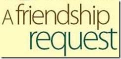 A friendship request