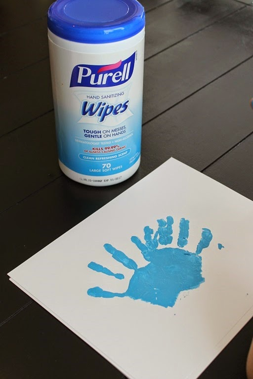 purell wipes tough on messes