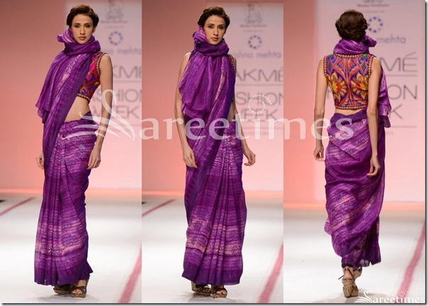Krishna_Mehta_Purple_Saree