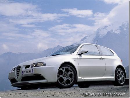 Alfa Romeo 147 GTA (2002)7