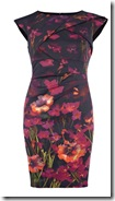 Karen Millen Signature Print Dress