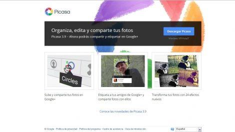 Google Drive y Picasa