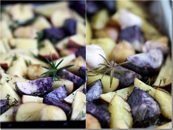 Pieczona ziemniaczki3