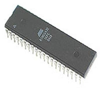 PIN CONFIGURATION OF ATmega32