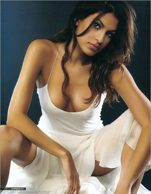 eva mendes linda sensual sexy sedutora photoshoot desbaratinando  (28)