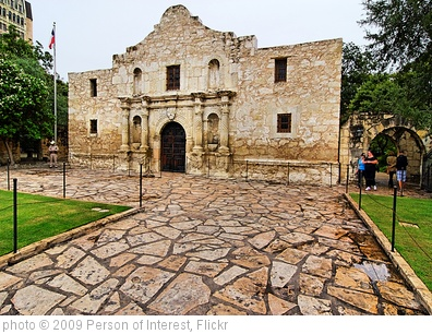 'ALAMO' photo (c) 2009, Person of Interest - license: http://creativecommons.org/licenses/by-nd/2.0/