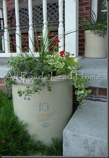 Planting Flowers 016
